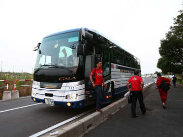 9/17(火) ACL上海上港戦『Here We 号』を運行!