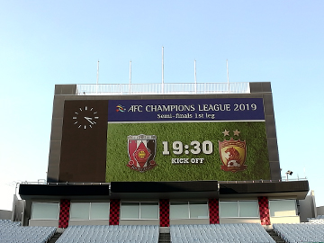 ACL ノックアウトステージ 準決勝 第1戦 vs 広州恒大 試合情報