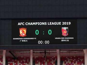 ACL ノックアウトステージ 準決勝 第2戦 vs 広州恒大 試合情報