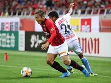 明治安田生命J1リーグ 第32節 vs 川崎フロンターレ 試合結果