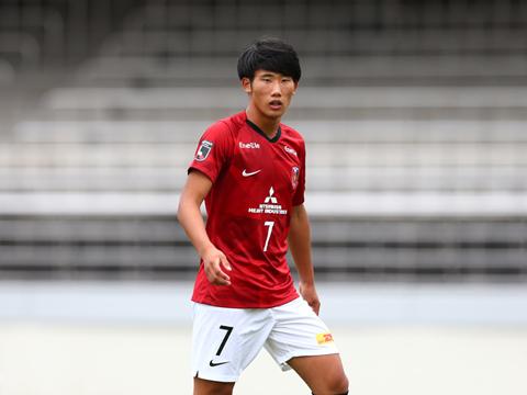 浦和レッズユース 福島竜弥選手 2021シーズン トップチーム昇格のお知らせ