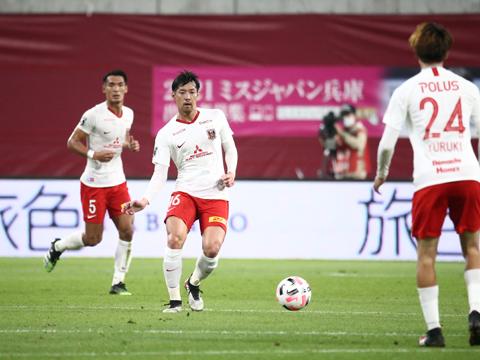 明治安田生命j1リーグ 第31節 Vs ヴィッセル神戸 試合結果 Urawa Red Diamonds Official Website