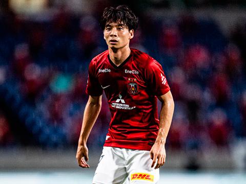 長澤和輝選手 名古屋グランパスへ完全移籍のお知らせ