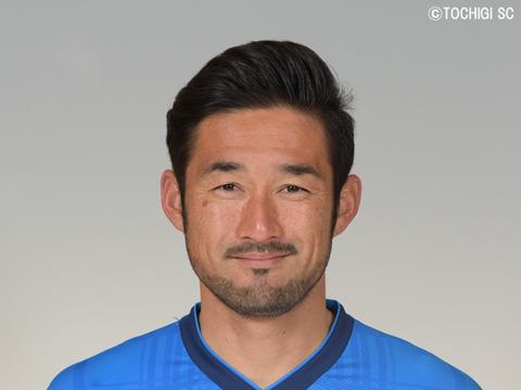 塩田仁史選手 完全移籍加入のお知らせ