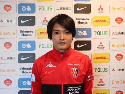 田中達也選手 完全移籍加入のお知らせ