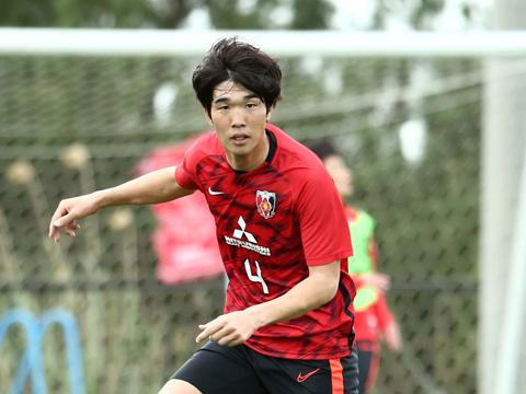 vs 沖縄SV トレーニングマッチ後 岩波拓也コメント | URAWA RED ...