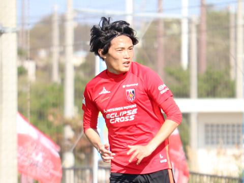 沖縄トレーニングキャンプ 14日目 田中達也コメント
